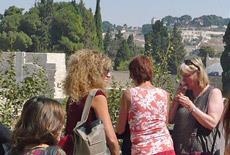 סיור בעיר העתיקה - פתיחת שנה