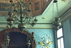 סיור במוזיאון ישראל בבית הכנסת האיטלקי