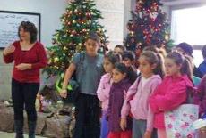 """מפגש תלמידים ראשון בין בית ספר אורתודוקסי רמלה לבין בית ספר תל""""י צוקים שוהם."""