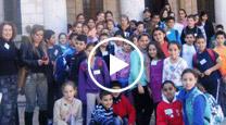 פרויקט דיאלוג וזהות בית ספר יחד גבעת אלה ובית ספר כפר כנא