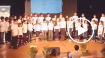 מקהלת בית ספר הדרור תל